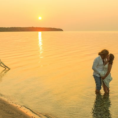 Beaver Island Michigan Wedding